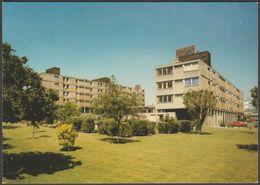 Queen Margaret Hall, University Of Glasgow, C.1980s - Ralston Postcard - Lanarkshire / Glasgow