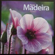 """Portugal - """"MADEIRA FLOWERS"""" / Flores Da Madeira - BOOKLET - 4 Stamps (3946/9) + 2 Blocks (417/8) MNH - 2010 - Carné"""