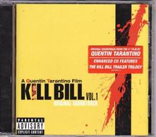 CD Kill Bill De Tarantino Musique De Film Etat: TTB Port 110 Gr Ou 30gr - Filmmusik