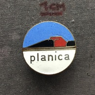 Badge (Pin) ZN006401 - Skiing / Ski Jumping Yugoslavia Slovenia Planica - Winter Sports