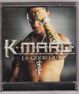 CD K MARO Etat: TTB Port 110 Gr Ou 30gr - Rap & Hip Hop