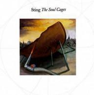 CD STING The Soul Cages Etat: TTB Port 110 Gr Ou 30gr - Music & Instruments