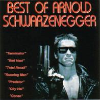 Cd BEST OF Arnold Schwarzenegger Etat: TTB Port 110 Gr Ou 30gr - Soundtracks, Film Music