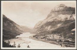 Mt Stephen, Field, British Columbia, Canada, C.1930 - Byron Harmon RPPC - British Columbia