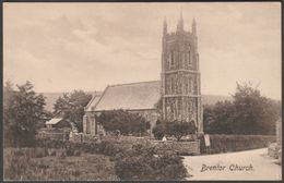 Brentor Church, Dartmoor, Devon, C.1905-10 - Frith's Postcard - England