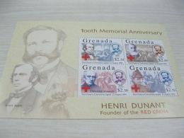 Grenada Red Cross Henry Dunant - Grenada (1974-...)