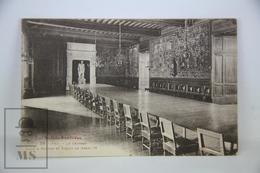 Old Postcard France - Pau - Le Chateau  - Salle A Manger Et Statue De Henri IV - Pau