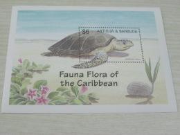 Antigua Barbuda Turtles - Antigua And Barbuda (1981-...)