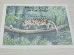 Antigua Barbuda Fauna And Flora - Antigua And Barbuda (1981-...)