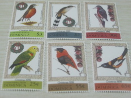 Dominica Christmas Birds - Dominica (1978-...)
