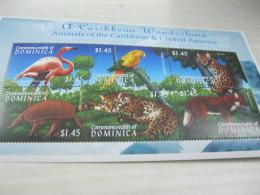 Antigua Barbuda Animals Birds Fauna - Antigua And Barbuda (1981-...)