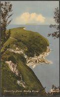 Clovelly From Hobby Drive, Devon, 1961 - Frith's Postcard - Clovelly