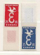 FRANCE ( FR -2409 ) 1958  N° YVERT ET TELLIER  N°  1173/1174    N** - Unused Stamps