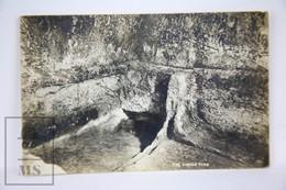 Old Real Photo Postcard Jerusalem - The Garden Tomb - Palestina