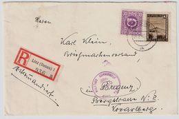 "Reko-Brief 1946, "" Linz ""    , #9158 - 1945-60 Briefe U. Dokumente"