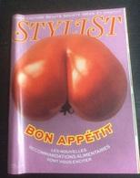 Stylist N° 170, Mars 2017 : Bon Appétit, Nouvelles Recommandations Alimentaires - Books, Magazines, Comics