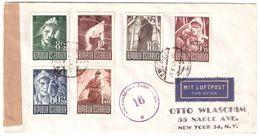Nr. 829 - 34, Kriegsgefangenen!   , #9159 - 1945-60 Briefe U. Dokumente