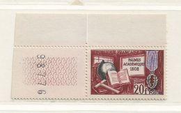 FRANCE ( FR -2423A ) 1959  N° YVERT ET TELLIER  N°  1190    N** - France