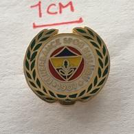 Badge (Pin) ZN006507 - Football (Soccer / Calcio) Turkey Fenerbahçe (Fenerbahce) Spor Kulübü - Football
