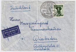 "1952, "" Christkindl "" Früh! , #9164 - 1945-60 Briefe U. Dokumente"
