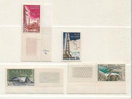 FRANCE ( FR -2433 ) 1959  N° YVERT ET TELLIER  N°  1203/1206    N** - Unused Stamps