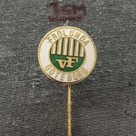 Badge (Pin) ZN006528 - Football (Soccer / Calcio) Sweden VF Västra Frölunda Göteborg (Vastra Frolunda Goteborg) - Football