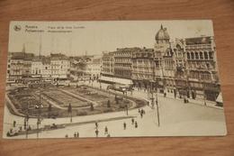 574- Anvers, Antwerpen - Middenstatieplaats - 1932 - Antwerpen