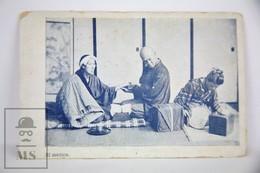 Old Postcard Asia - Japan - The Doctor/ The Medic/ El Medico - Otros