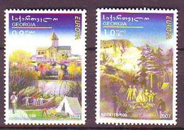 Georgia 2007 Europa-Scouts (2) UM - Georgia