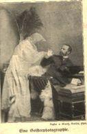 Eine Geisterphotographie / Druck, Entnommen Aus Zeitschrift/ 1909 - Vieux Papiers
