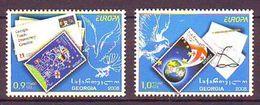 Georgia 2008 Europa-Letters-Dove (2) UM - Georgia