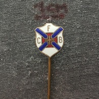 Badge (Pin) ZN006555 - Football (Soccer / Calcio) Portugal FCB Belenenses - Football