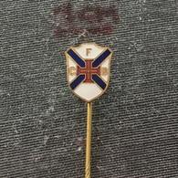 Badge (Pin) ZN006556 - Football (Soccer / Calcio) Portugal FCB Belenenses - Football