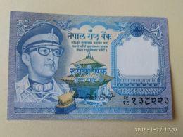 1 Rupee 1974 - Nepal