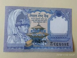1 Rupee 1991 - Nepal
