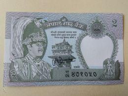 2  Rupees 1981 - Nepal