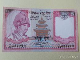 5 Rupees 2002 - Nepal