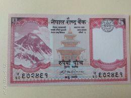 5 Rupees 2017 - Nepal