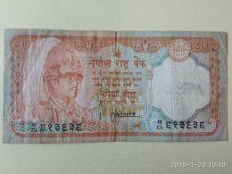 10 Rupees 1990 - Nepal