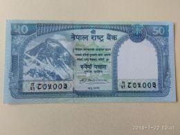 50 Rupees 2012 - Nepal
