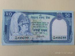 50 Rupees 2002 - Nepal
