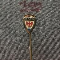 Badge (Pin) ZN006564 - Football (Soccer / Calcio) France OGCN Olympique Gymnaste Club De Nice - Football