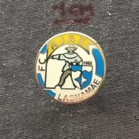 Badge (Pin) ZN006565 - Football (Soccer / Calcio) Estonia Ajax Lasnamäe (Lasnamae) - Football