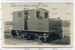 Peru E Ayulo Chimbote Railway Sentinel 0-4-0 Steam Locomotive Shrewsbury 1910s-20s - Peru