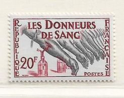 FRANCE ( FR -2457 ) 1959  N° YVERT ET TELLIER  N°  1220    N** - Unused Stamps