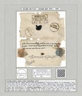 Br Afghanistan: 1879 (Nov), Afghanistan Second War, Cover/REGISTERED FIELD P.O. Handstamp Second Phase: - Afghanistan