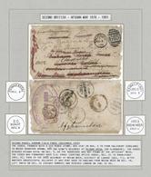 Br Afghanistan: 1879 (Dec), Afghanistan Second War, Cover/8TH THE KING'S REGIMENT Peiwar Khotal Second - Afghanistan