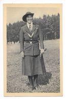 Lady BADEN POWELL, Chief Guide Du Monde   - L 1 - Scoutisme