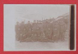 Secteur Vichnev -Krevo  -  Carte Photo -  Soldats Allemands - 11 Landw Div  -  6/5/1916 - Russia