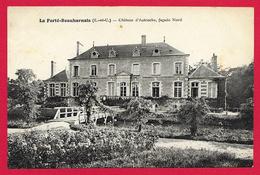 CPA La Ferté Beauharnais - Château D'Autroche - Façade Nord - Sonstige Gemeinden